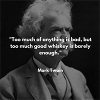 9 Famous Whiskey Quotes to Inspire Your Next Drink