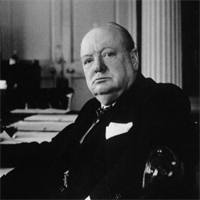 Winston Churchill: Thoughts on Whiskey