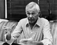 Johnny Carson on Whiskey