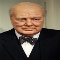New Year's Breakfast a la Winston Churchill