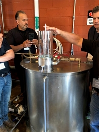 Distilling 101 – A Moonshine University Experience