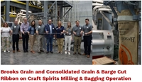 Mill Ribbon Cutting
