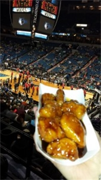 NBA Bourbon Chicken