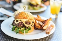 This Heavenly Bourbon Burger Will Be the Star of Your Next BBQ
