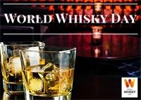 Celebrate World Whisky Day!
